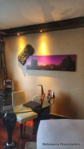 I Loved The Purple Hued Mumbai Inspired Art In Room And Super Comfy Bed Bathroom Was Ious Complete