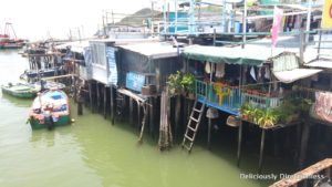 Stilt Houses in Tai O