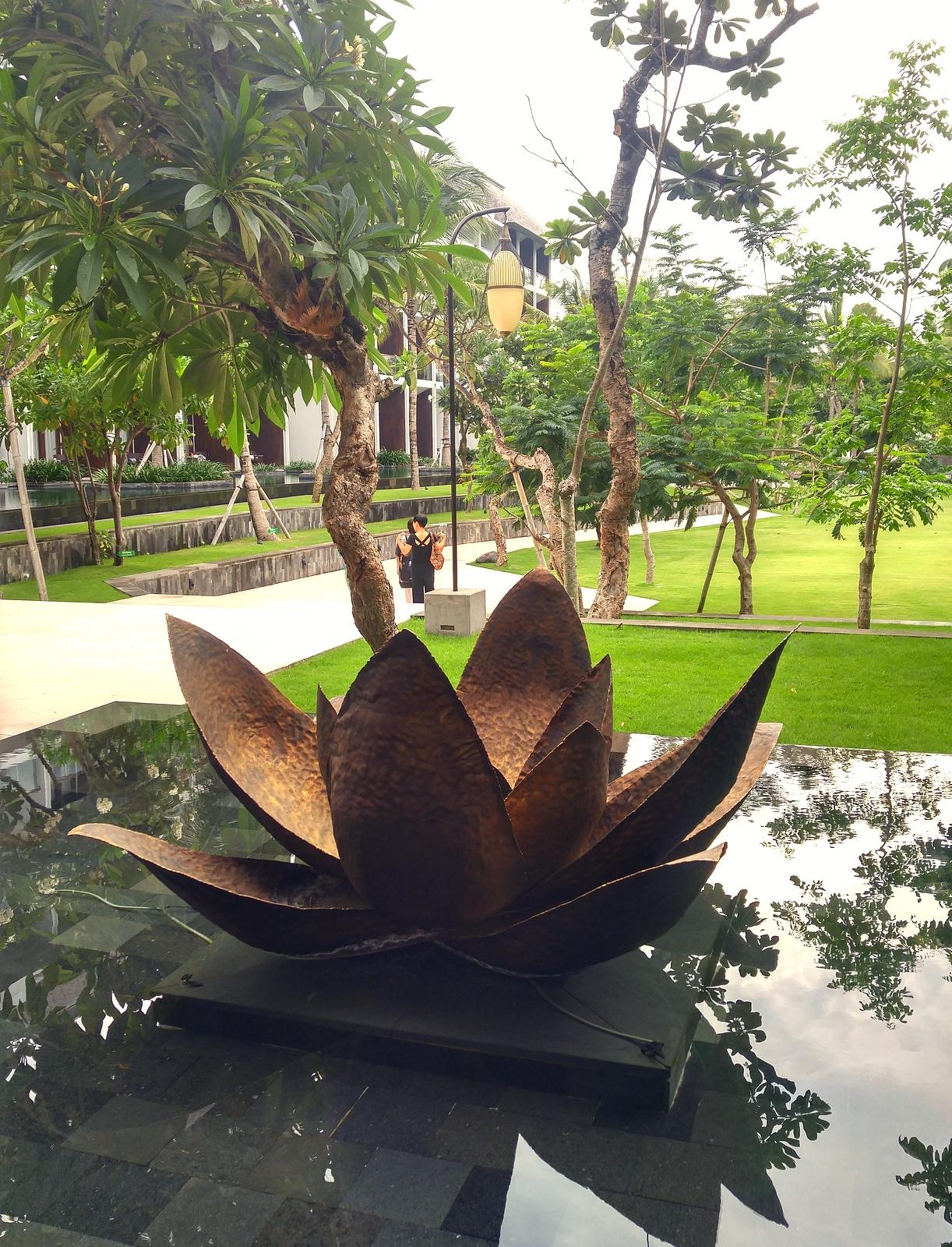 Anvaya Beach Resort Bali - Lobby - Deliciously Directionless