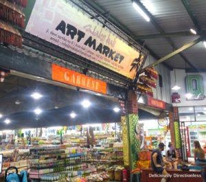Art market shop Kuta Bali