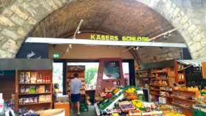 Fruits & vegetables at Markthalle Zurich West
