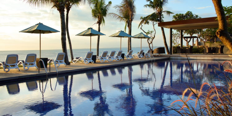 The Anvaya Beach Resort Bali - Beach Front Pool 1