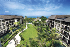 The Anvaya Beach Resort Bali - Bird's Eye View 1