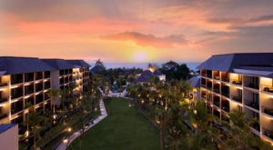 The Anvaya Beach Resort Bali - Bird's Eye View 2