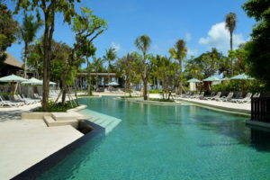 The Anvaya Beach Resort Bali - Main Pool