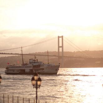 Bosphorus Bridge Ferry