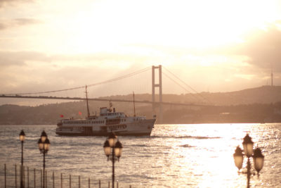 Bosphorus Bridge Ferry