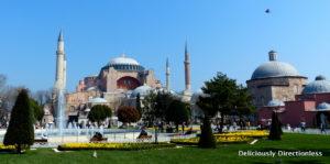 Hagia Sophia Exteriors