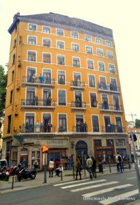La Fresque des Lyonnais in Lyon France