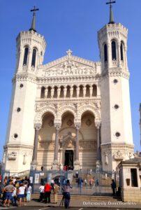 Notre Dame Basilica Lyon France