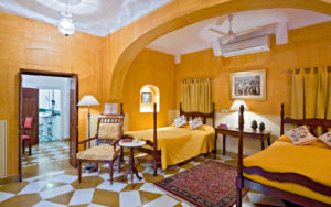 Samode Haveli Room 2