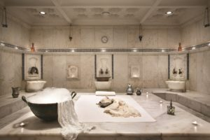 SanitasSpa, TurkishBath at Ciragan Palace Kempinski Istanbul