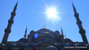 Sultanahmet Mosque Exteriors 1