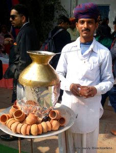 Tea vendor at Jaipur Literature Festival 2017-001