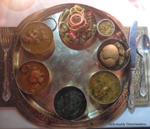 Bhattiara Dinner at Suryagarh Jaisalmer