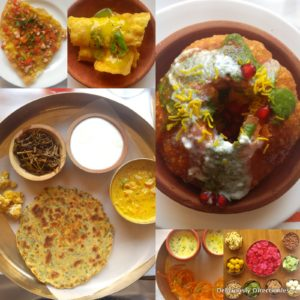 Halwai breakfast at Suryagarh Jaisalmer