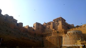 Jaisalmer Fort entrance