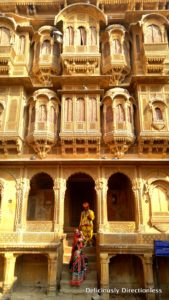 Patwa Haveli inside Jaisalmer fort