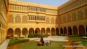 Royal stay at Suryagarh Jaisalmer