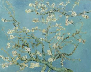 Amsterdam - Almond Blossom by Vincent van Gogh © Van Gogh Museum
