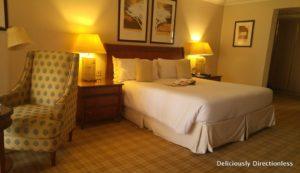 Bedroom at Fairmont The Norfolk Hotel Nairobi Kenya