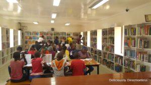 Library at Micato AmericaShare Nairobi Kenya