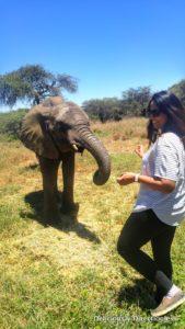 Maisha at Ol Jogi Kenya