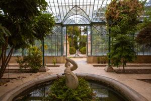 Palermo - Orto Botanico Venue © CAVE Studio