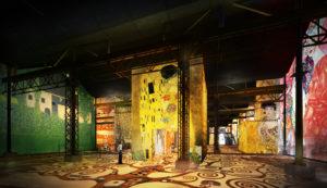 Paris - Klimt at Atelier des Lumieres 1 © Culturespaces