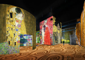 Paris - Klimt at Atelier des Lumieres 2 © Culturespaces