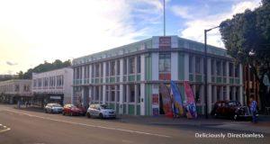 Art Deco Centre Napier