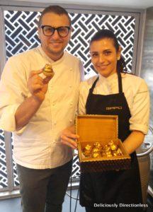 Gianpaolo & Annarosa of Giapo Auckland