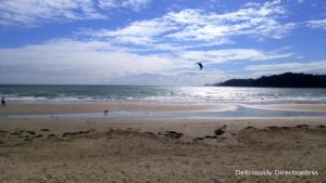 Oneroa beach Waiheke Auckland