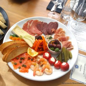 Platter at Stonyridge Waiheke Auckland
