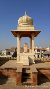 Cenotaph of Rao Bikaji in Bikaner