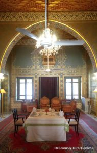 Gold Room inside Laxmi Niwas Palace Bikaner