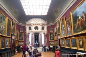 Musée Condé at Chateau de Chantilly