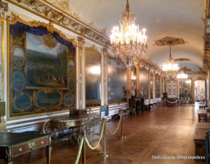 Princes' Suites at Petit Château Chantilly 1