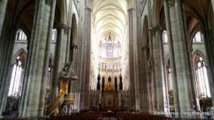 Amiens Cathedral Interiors 1