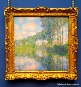 Monet at Scottish National Gallery