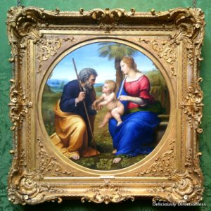 Raphael at Scottish National Gallery