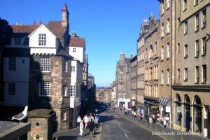 Royal Mile Edinburgh