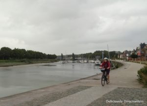Saint-Valery Promenade