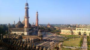 Asfi mosque in Bada Imambara complex Lucknow