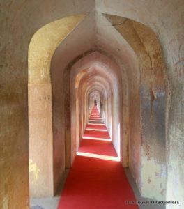 Bool bhulaiyya Bada Imambara Lucknow