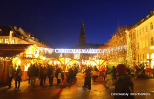 Christmas Market in Copenhagen