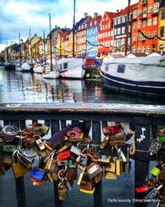 Nyhavn Copenhagen locks