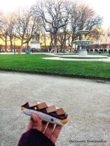 L'eclair de Genie Paris
