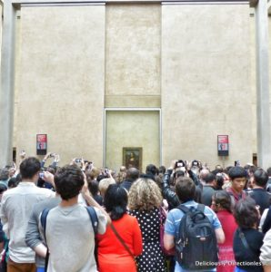 Mona Lisa The Louvre Paris