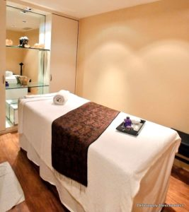 Spa at Hilton Mumbai International Airport